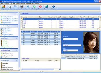 Software Solution Attendance Management + Payroll 2.1